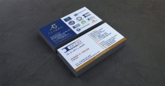 INCOM Egypt Business Cards