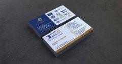 INCOM Egypt Business Cards